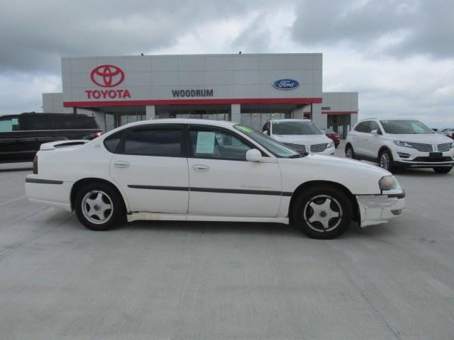 2001 Chevrolet Impala LS LS