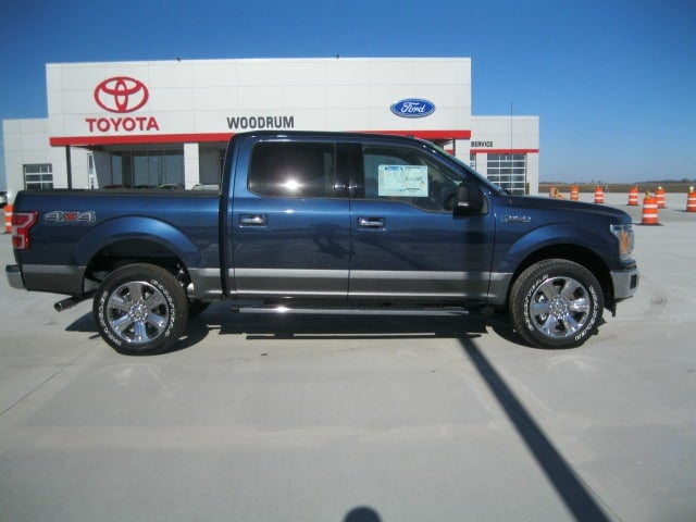 2018 Ford F-150 XLT SUPERCREW 4X