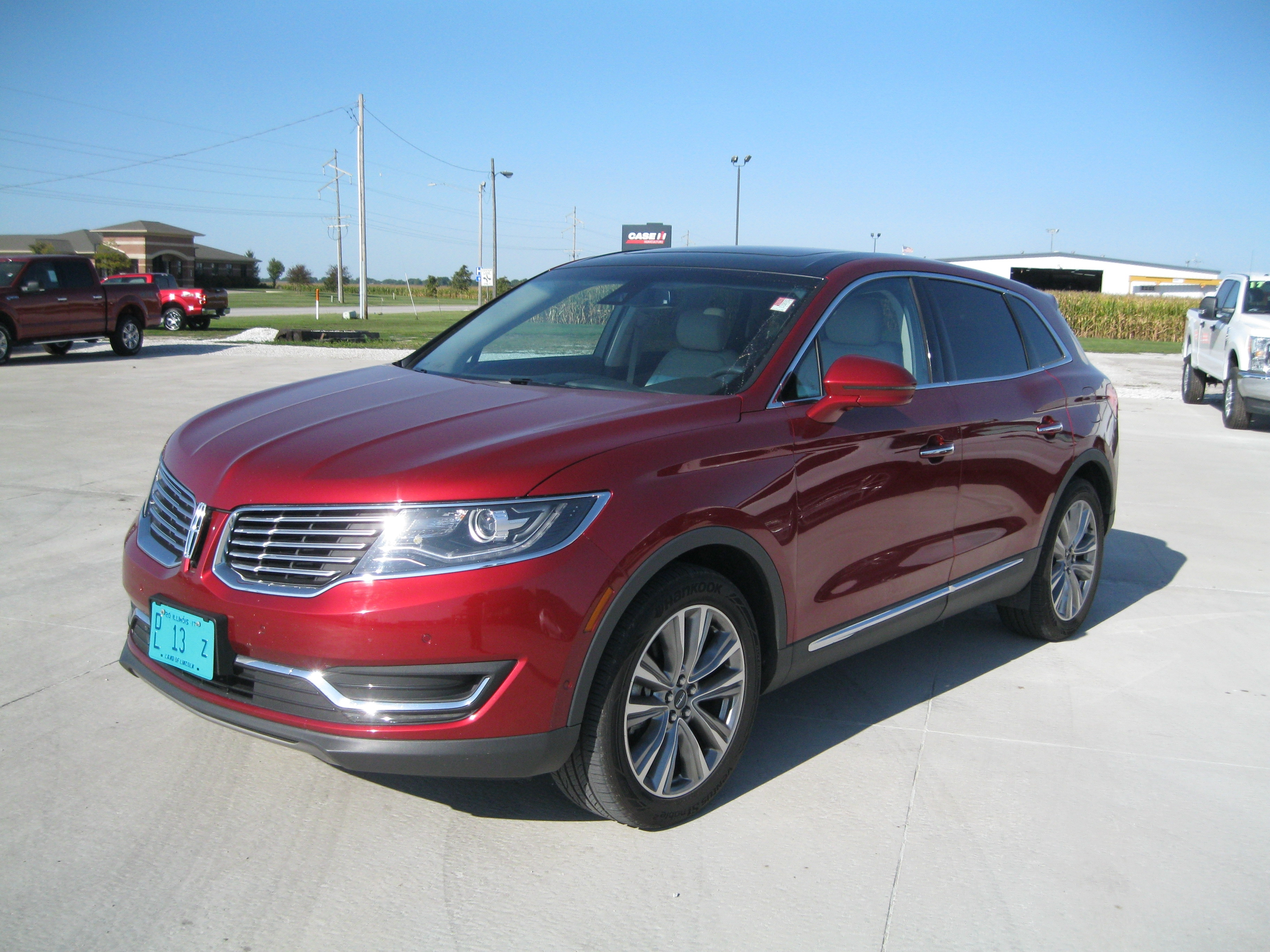 2016 Lincoln MKX Reserve WAGON