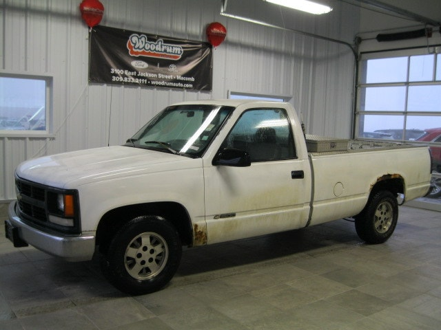 Used 1995 Chevrolet Silverado For Sale At Woodrum Lincoln