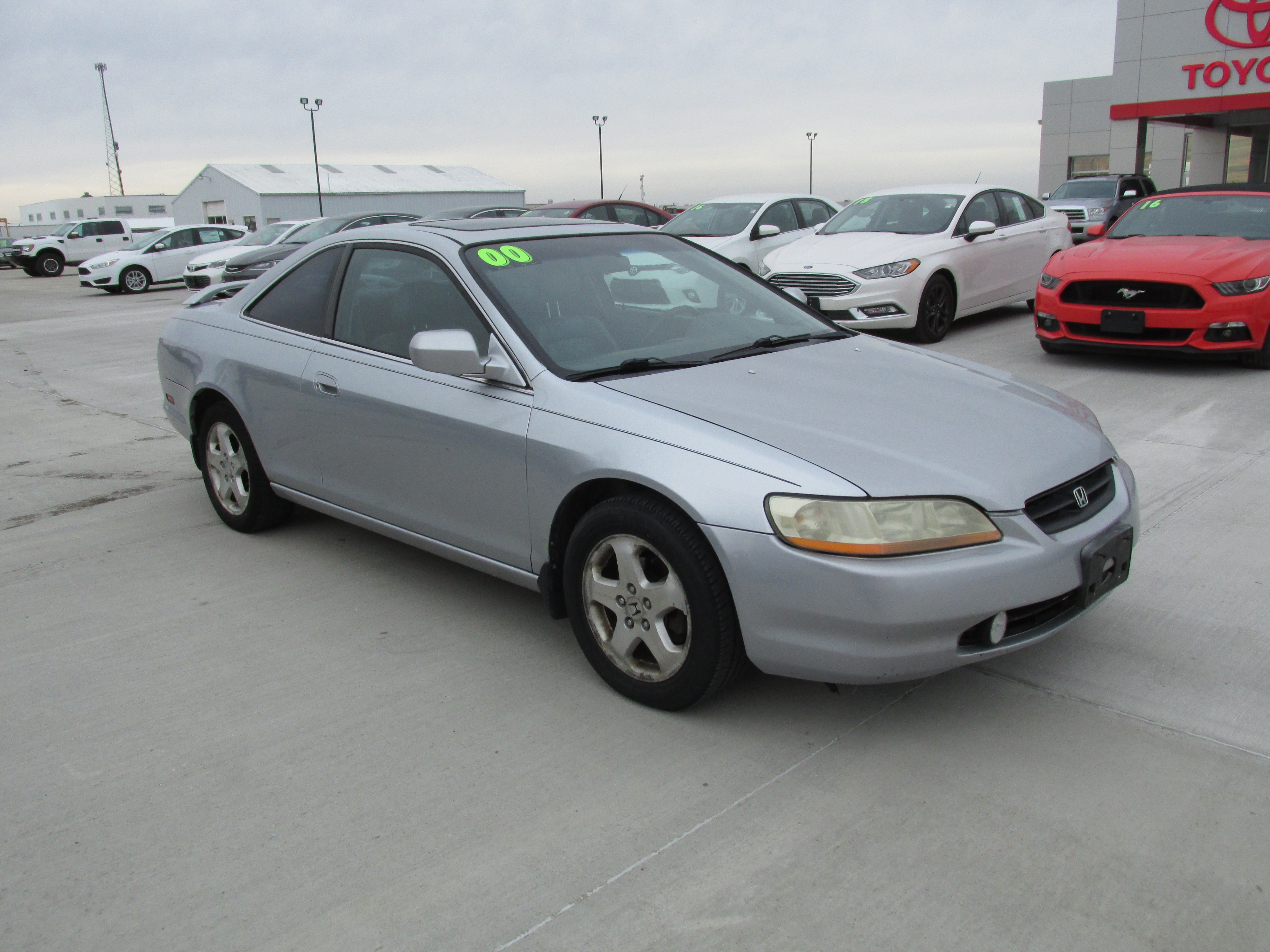 ... 2000 Honda Accord 3.0 EX W/Leather Coupe ...