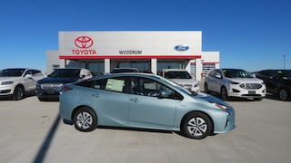 New 2018 Toyota Prius Hatchback in Easton, MD