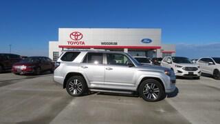 New 2019 Toyota 4Runner SUV for sale Philadelphia