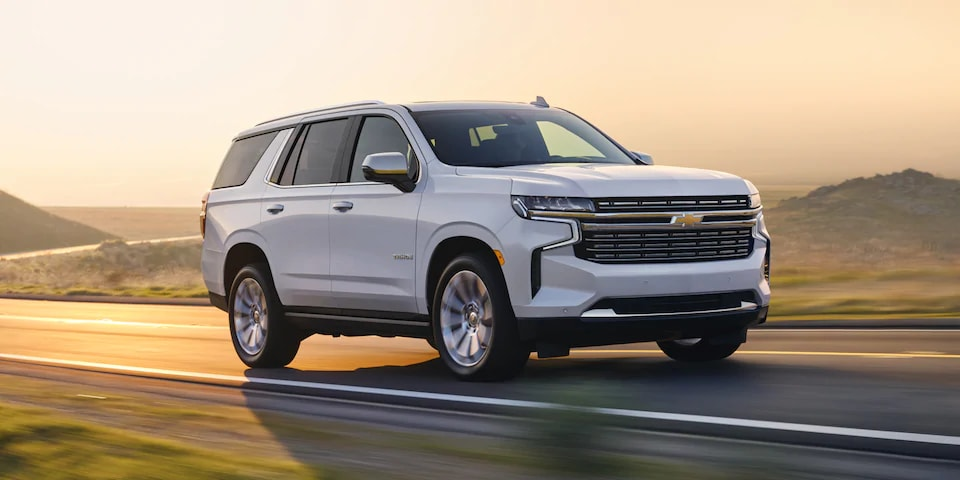 2021 Chevrolet Tahoe in Prince George, BC
