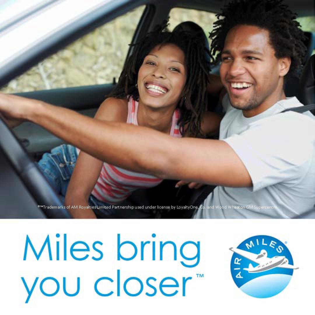 airmiles car dealership
