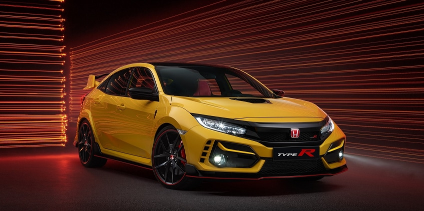 2021 Civic Type -R