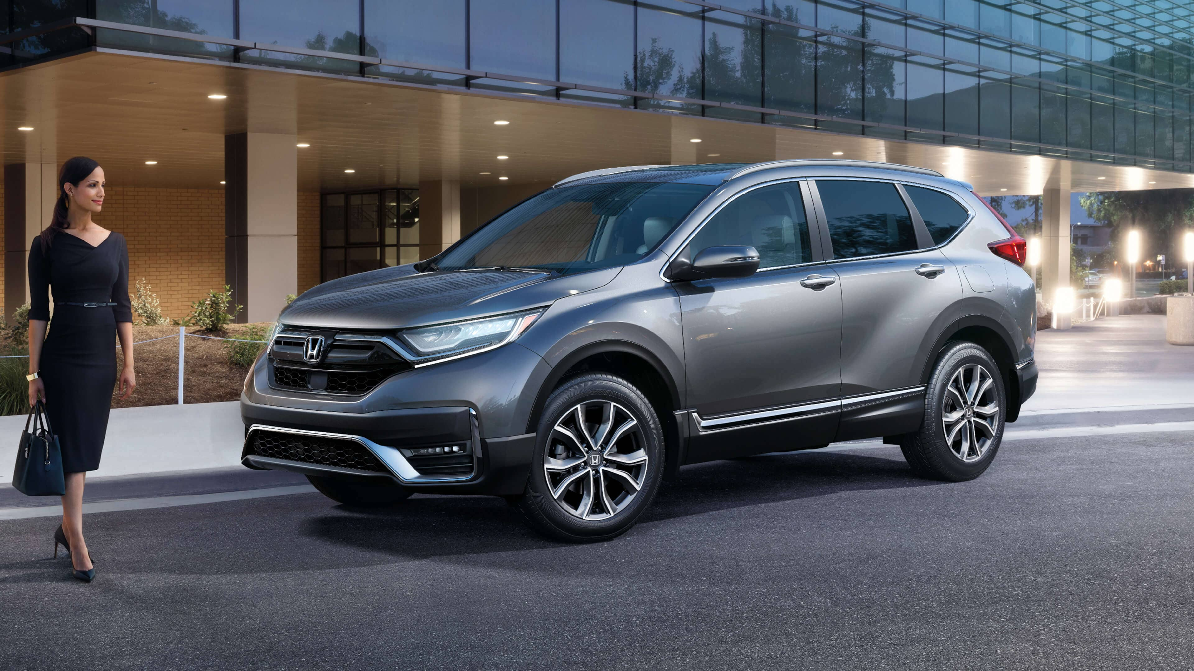 2020 Honda CR-V With Business Women - Wood Wheaton Honda