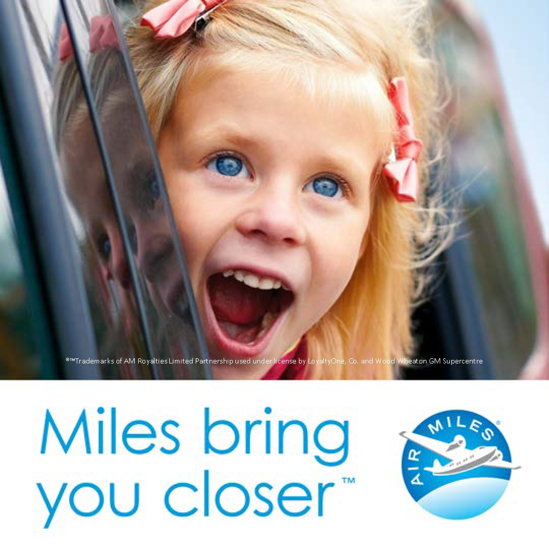 airmiles car dealership