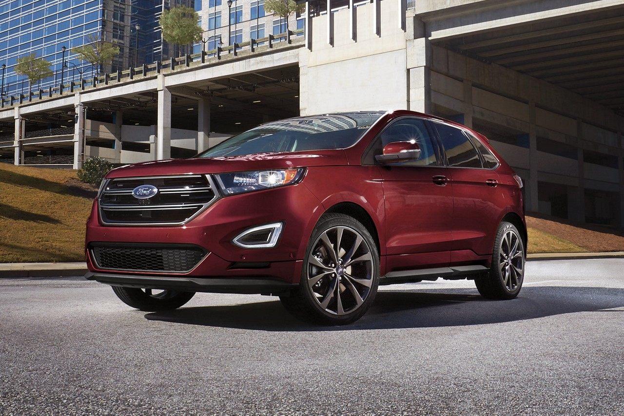 The Advantages Of A Ford Edge Over A Hyundai Santa Fe