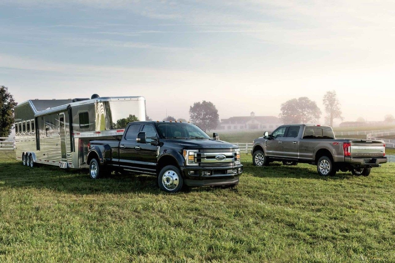 New 2018 Ford F-350 Super Duty Truck Model Review | Woody