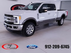 2019 Ford F-350SD King Ranch Truck