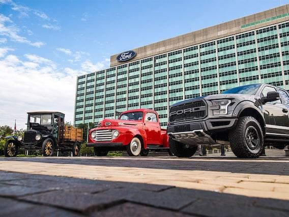 Woody Folsom Ford Baxley Ga >> Woody Folsom Ford Inc 100 Years Of Ford Truck Excellence