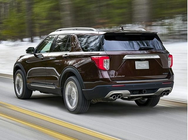 Ford Explorer Performance