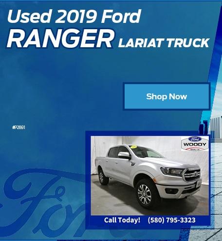 Used 2019 Ranger