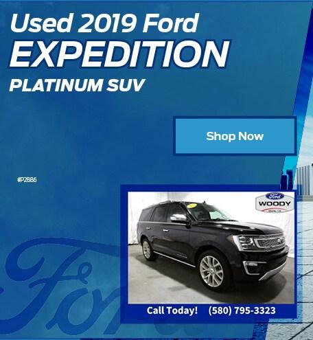Used 2019 Expedition Platinum