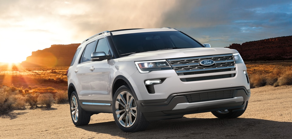 2019 Ford Explorer Limited SUV.png