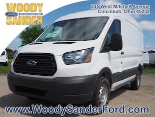 2018 Ford Transit Cargo 148 WB Cargo 250  LWB Medium Roof Cargo Van w/Sliding Passenger