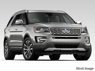 2019 Ford Explorer Platinum AWD Platinum  SUV