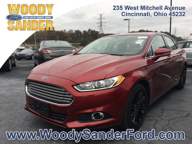 2016 Ford Fusion SE Sedan For Sale in Cincinnati, OH