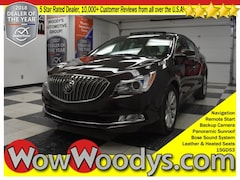 2015 Buick Lacrosse Leather FWD 3.6L V6 Panoramic Sunroof Leather Heated Seats