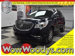 2017 Buick Enclave Leather AWD 3.6L V6 Leather Heated Seats Touchscreen Media