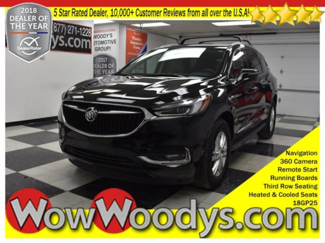 2018 Buick Enclave Premium AWD 3.6L V6 Leather Heated Cooled Seats Remote Sta