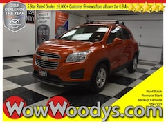 2015 Chevrolet Trax LT FWD 1.4L I4 Remote Start Media Center Backup Camer