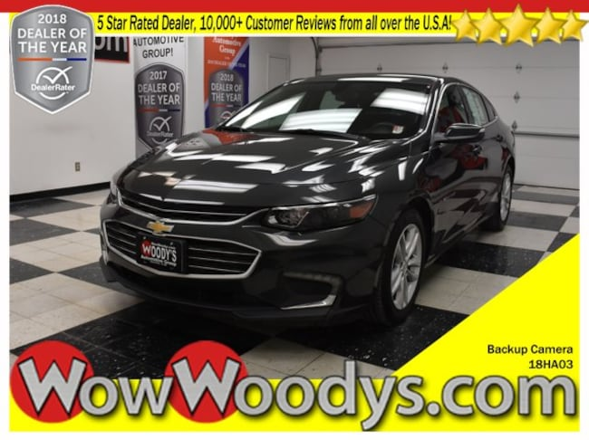 Used 2018 Chevrolet Malibu Lt For Sale In Chillicothe