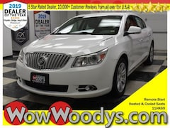 2011 Buick Lacrosse CXL FWD 2.4L I4 Leather Heated Cooled Seats Remote Sta