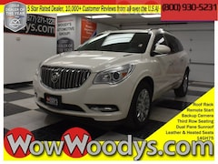 2014 Buick Enclave Leather AWD 3.6L V6 Sunroof Leather Heated Seats Remote St