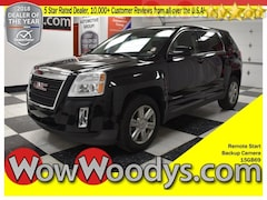 2015 GMC Terrain SLE FWD 2.4L I4 Touchscreen Media Center Backup Camera