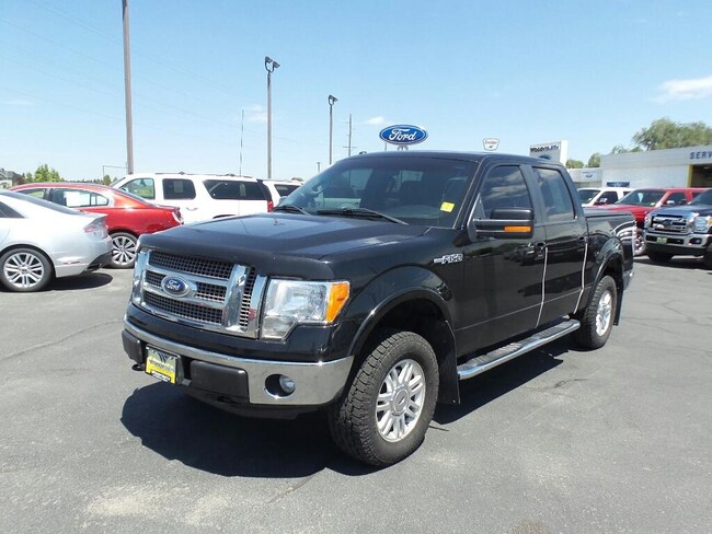 Used 2011 Ford F-150 Lariat Truck in Rexburg, ID