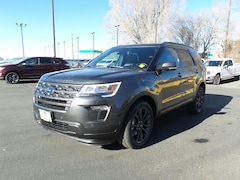 New Ford for sale 2019 Ford Explorer XLT SUV in Rexburg, ID