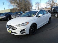 New Ford for sale 2019 Ford Fusion SE Sedan in Rexburg, ID