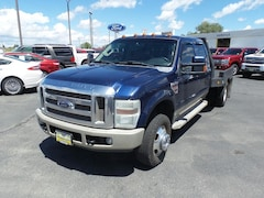 Used Vehicles for sale 2008 Ford F-350SD King Ranch Truck 1FTWW33R38EB36562 in Rexburg ID
