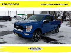 New Ford for sale 2021 Ford F-150 XL Truck SuperCab Styleside in Rexburg, ID