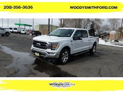 New Ford for sale 2021 Ford F-150 XLT Truck SuperCrew Cab in Rexburg, ID