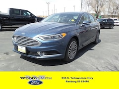 New Ford for sale 2018 Ford Fusion SE Sedan in Rexburg, ID
