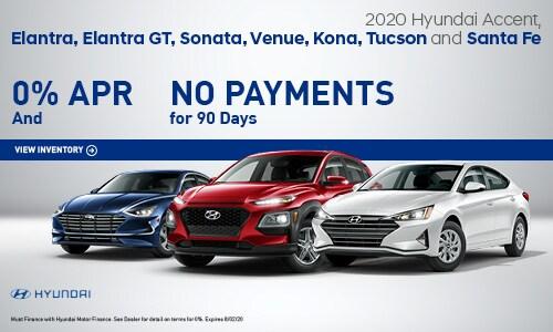 2020 Hyundai Models