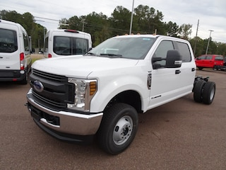 2019 Ford F-350 Chassis XL Truck Crew Cab