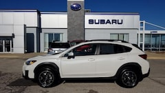 Certified Pre-Owned 2018 Subaru Crosstrek 2.0i Premium CVT Sport Utility JF2GTADC6JH290846 for sale in Savoy, IL
