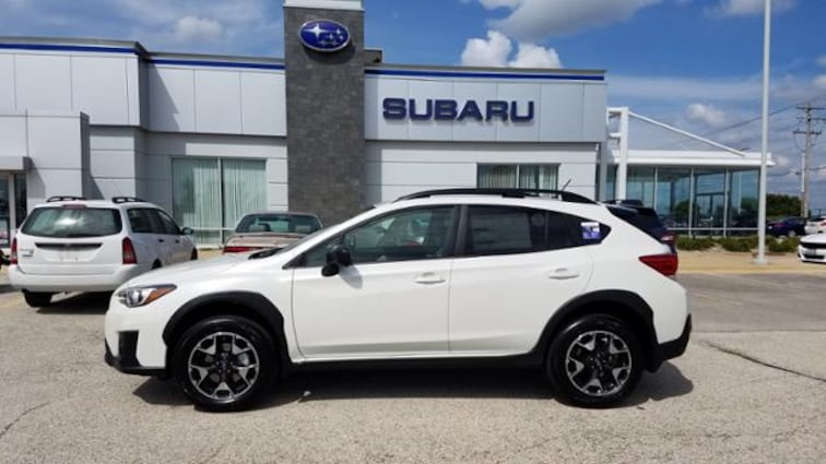 New 2019 Subaru Crosstrek 2.0i SUV in Savoy, IL