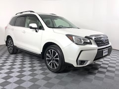 Certified Pre-Owned 2017 Subaru Forester 2.0XT Touring CVT Sport Utility JF2SJGTC0HH558482 for sale in Savoy, IL