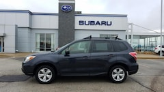 Used 2016 Subaru Forester 4dr CVT 2.5i Premium Pzev Sport Utility JF2SJADC1GH426065 for sale in Savoy, IL