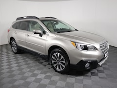 Certified Pre-Owned 2017 Subaru Outback 2.5i Limited Sport Utility 4S4BSANC1H3243737 for sale in Savoy, IL