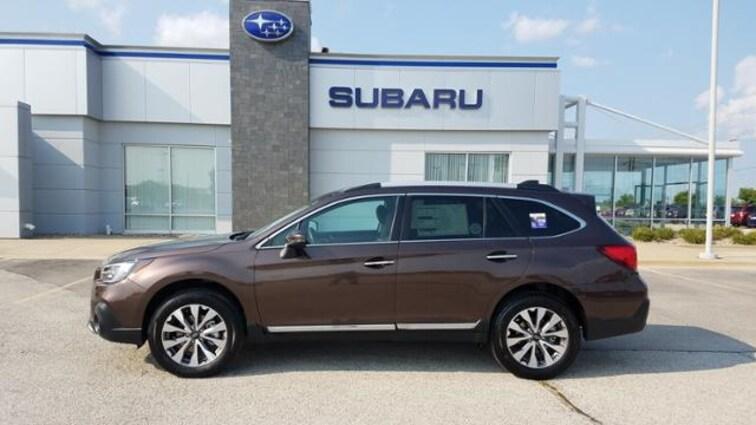 New 2019 Subaru Outback 2.5i Touring SUV in Savoy, IL
