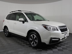 Used 2018 Subaru Forester 2.5i Limited CVT Sport Utility JF2SJALC4JH404392 for sale in Savoy, IL