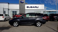 Used 2015 Subaru Forester 4dr CVT 2.5i Limited Pzev Sport Utility JF2SJAHC3FH485157 for sale in Savoy, IL