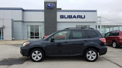 Used 2016 Subaru Forester 4dr CVT 2.5i Premium Pzev Sport Utility JF2SJADC4GH444866 for sale in Savoy, IL