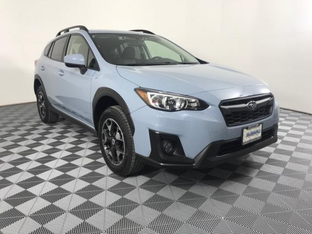 2018 Subaru Crosstrek 2.0i Premium CVT Sport Utility JF2GTADC4JH246151